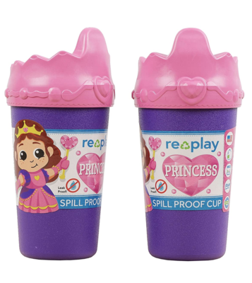 Re-Play Princess No-Spill Sippy Cup
