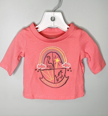 New Daydream Believer Pink Gymboree Shirt 0/3M
