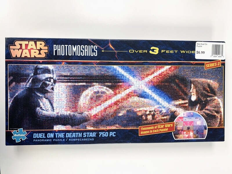 New Duel On The Death Star Star Wars Buffalo 750Pc Puzzle