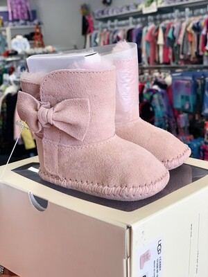 New Light Pink Ugg Cabby Bootie Shoes, 0/6M