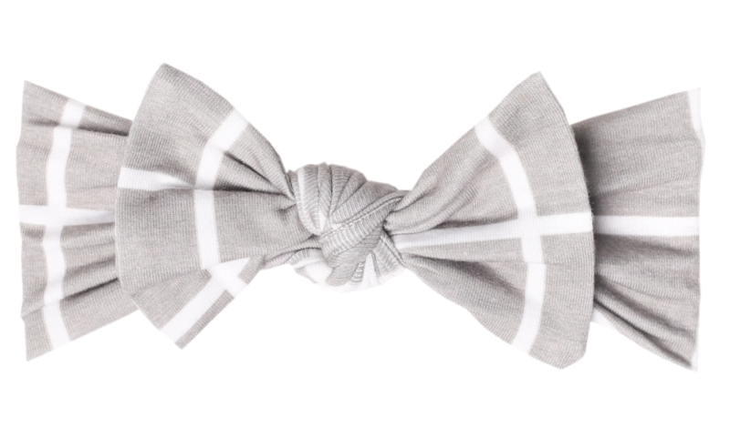 Midway Headband Bow Copper Pearl