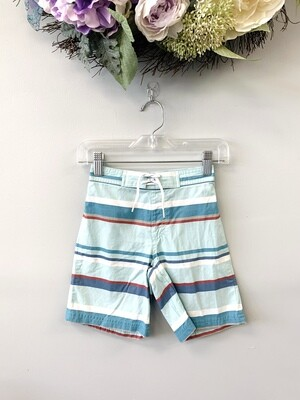 New Striped Janie & Jack Swim Trunks, 4T