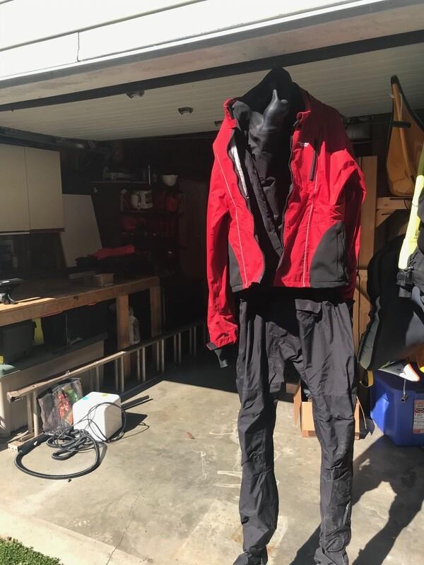 Shift Drysuit (Unisex XL)