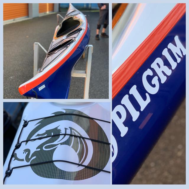 NDK Pilgrim (Kevlar Deck)