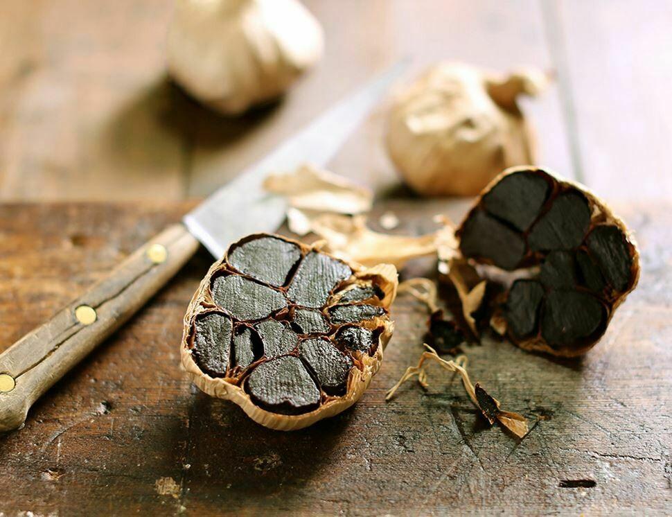 Happivore Black Garlic