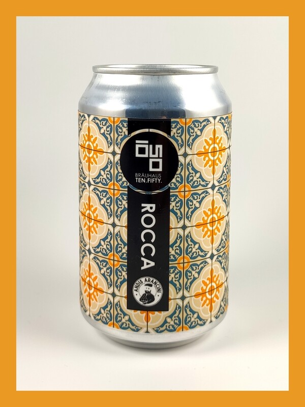 ROCCA IPA - sommerliches Pale Ale