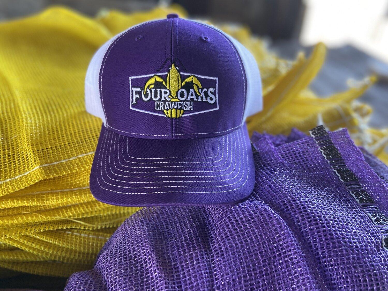 Four Oaks Farm Crawfish P&G Hat