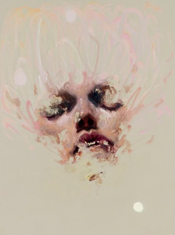 BLUEBERRIES / Limited Art Print