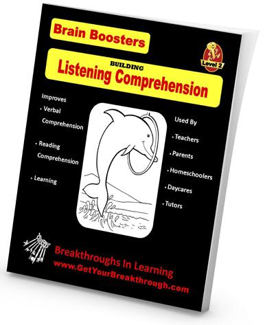 Listening Comprehension - Level 2