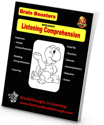 Listening Comprehension - Level 1