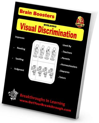 Visual Discrimination - Level 1