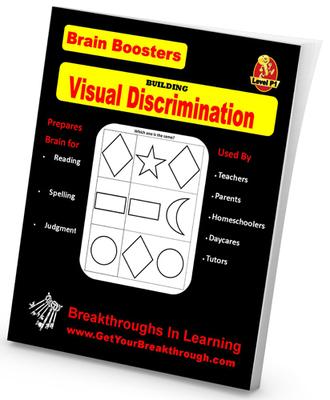 Visual Discrimination - Level P1