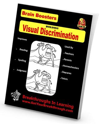 Visual Discrimination - Level 2