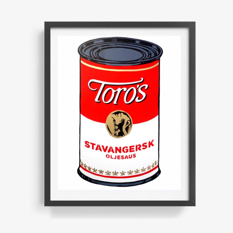 """""""Stavangersk Oljesaus"""" LaStaa"""