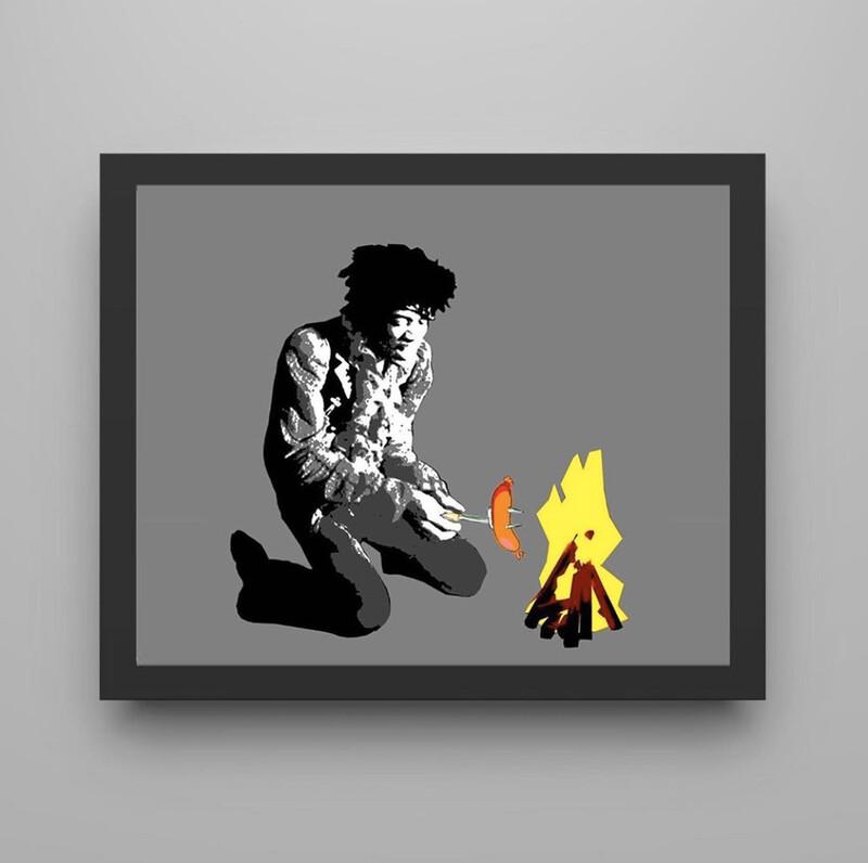 """""""Jimi's campfire"""""""