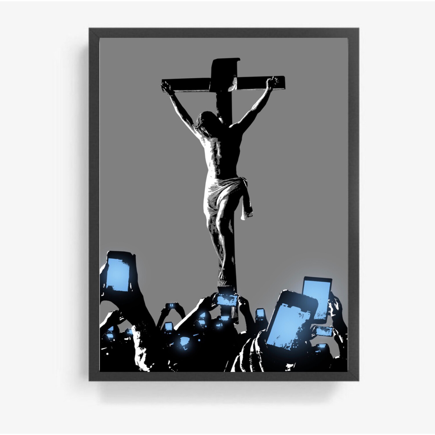 """The Crucifixition"""