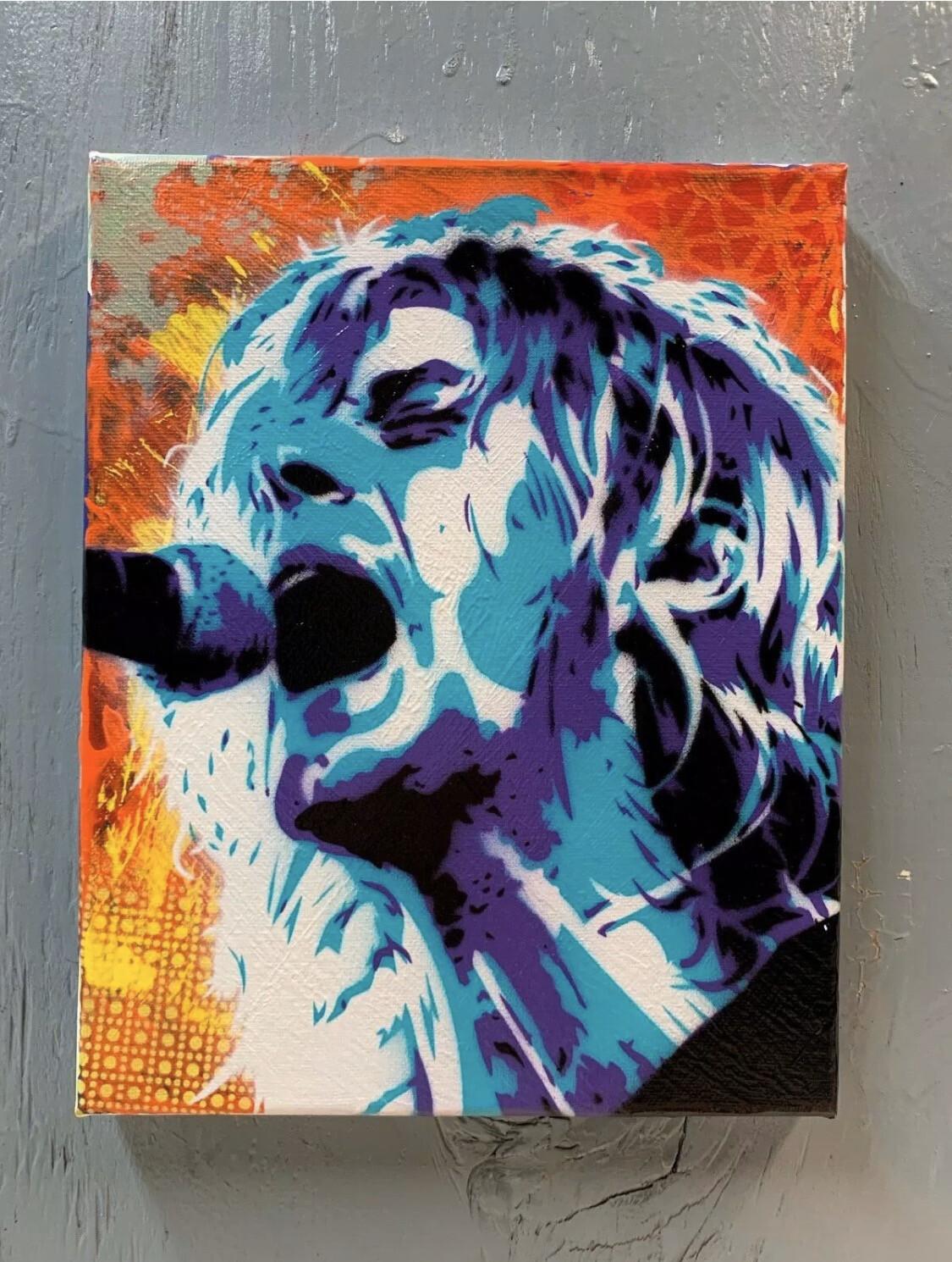 """Kurt Cobain"""