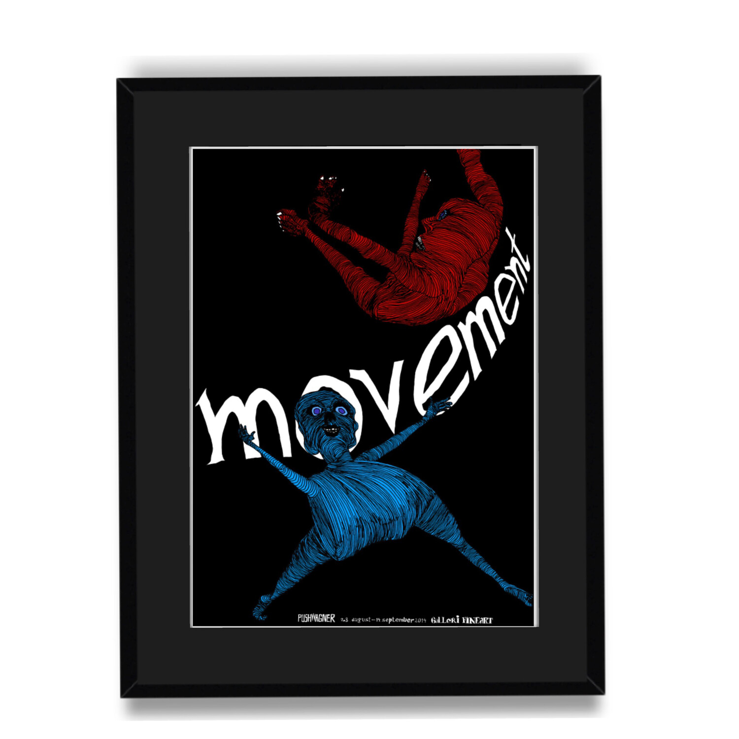 """Movement"" - PUSHWAGNER"