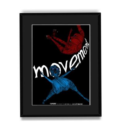 """Movement"" - PUSHWAGNER"