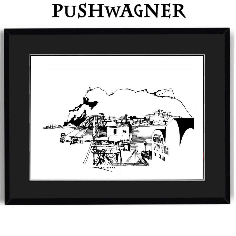 """Gibraltar"" PUSHWAGNER"