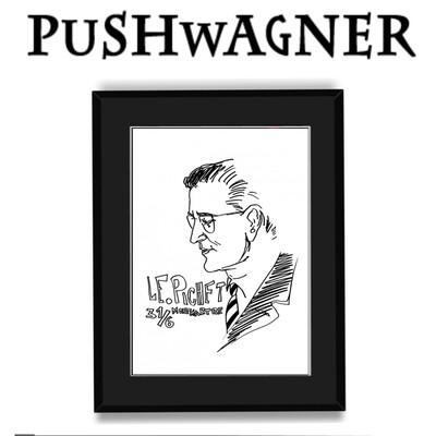 """""""31/6"""" PUSHWAGNER"""