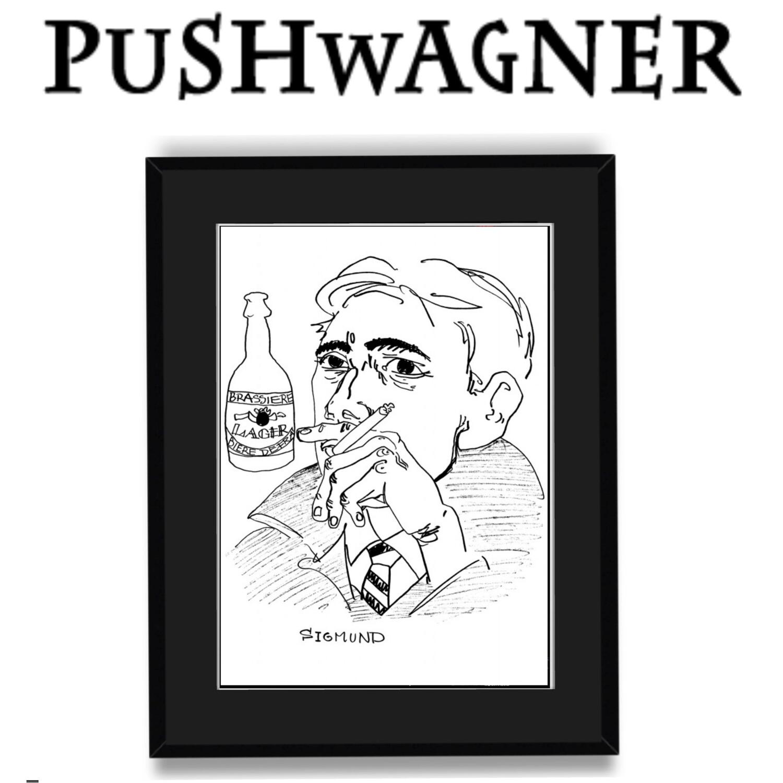 """Sigmund"" PUSHWAGNER"
