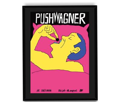 """The Pill"" - PUSHWAGNER"