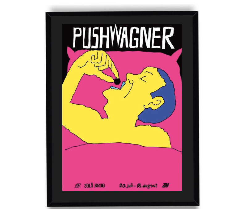 """The Pill"" - PUSHWAGNER"
