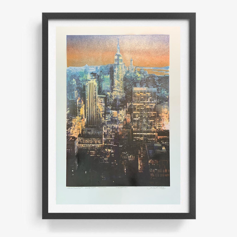 """""""Manhattan"""" - Jan Olav Forberg"""