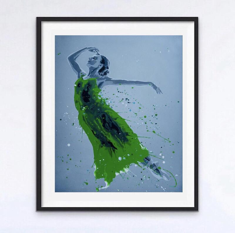 """Bjor Grønner """"Leap"""" Green"""