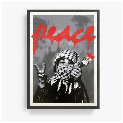 "Alessio B ""Peace"" Red"