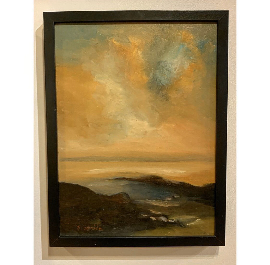 "Sigurd Søreide ""Abstrakt Landskap"""