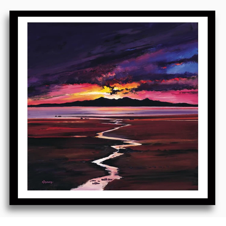 """Sunset Over"""