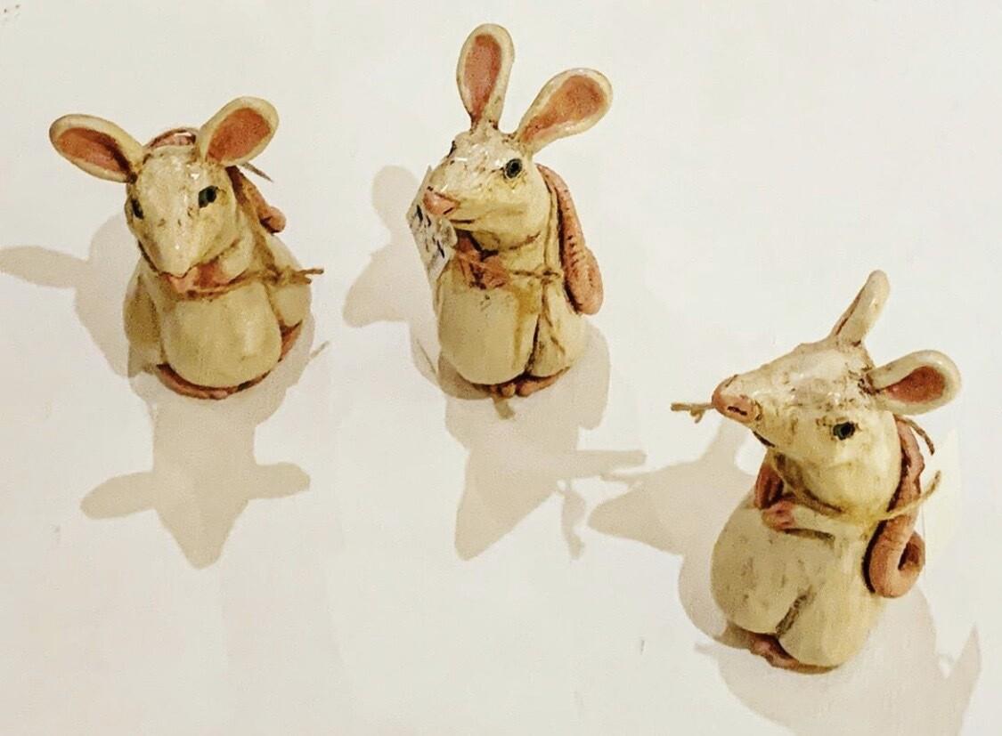 Grethe Nordskog keramikk mus
