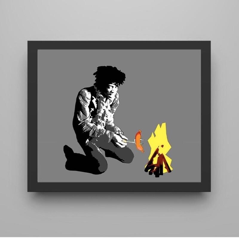Jimi's Campfire DEVIL