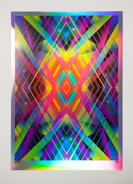 Holographic Print
