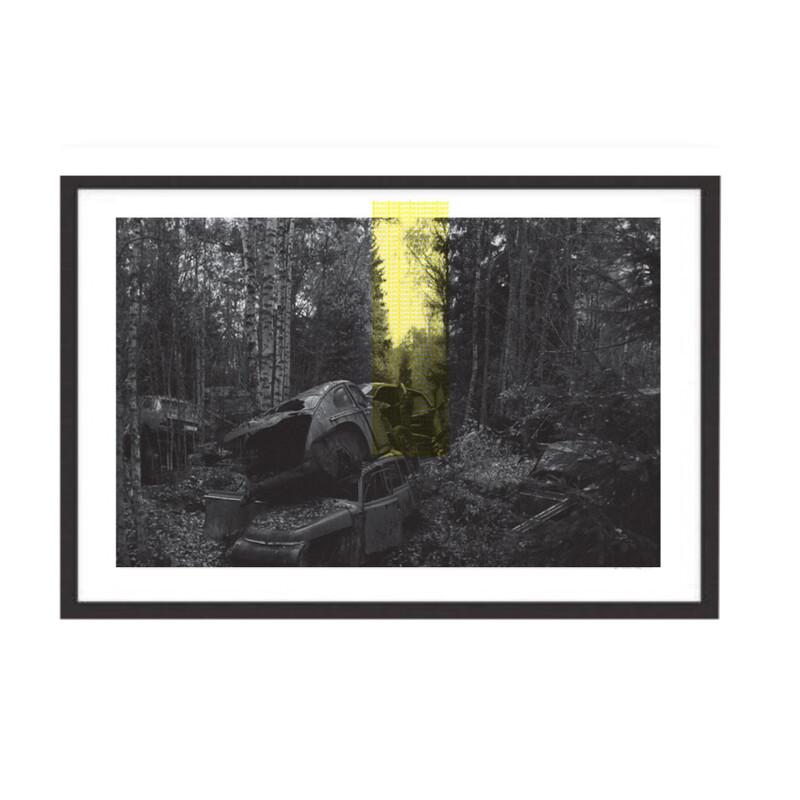 Kunsttrykk Ottar Ormstad - knockingonheavensdoor