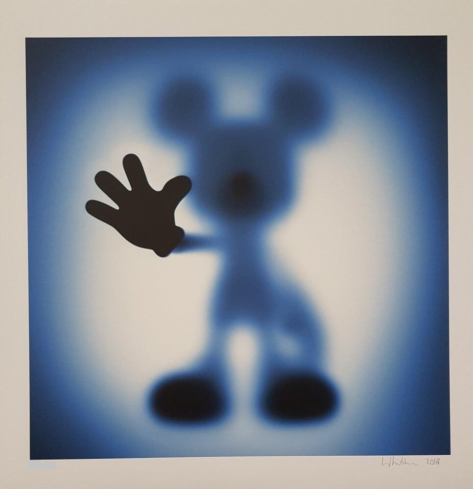 Gone Mickey (XL Blue)