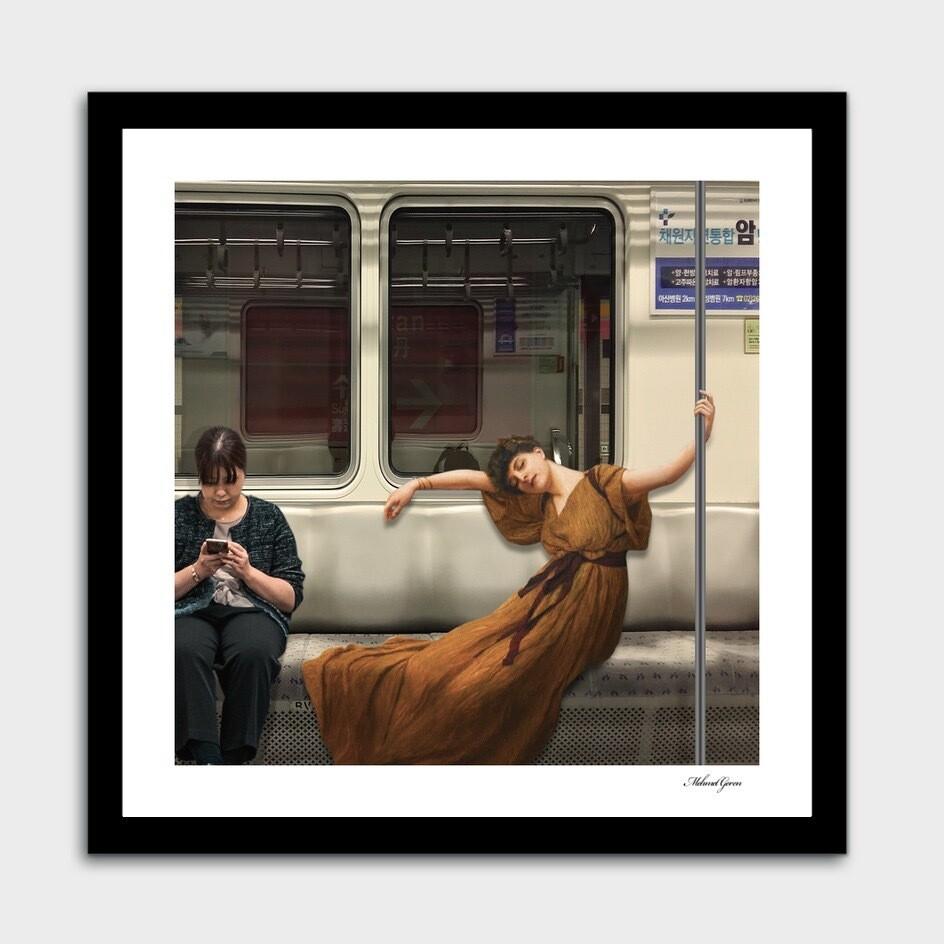 Hangover Pt2 Art Print With Frame