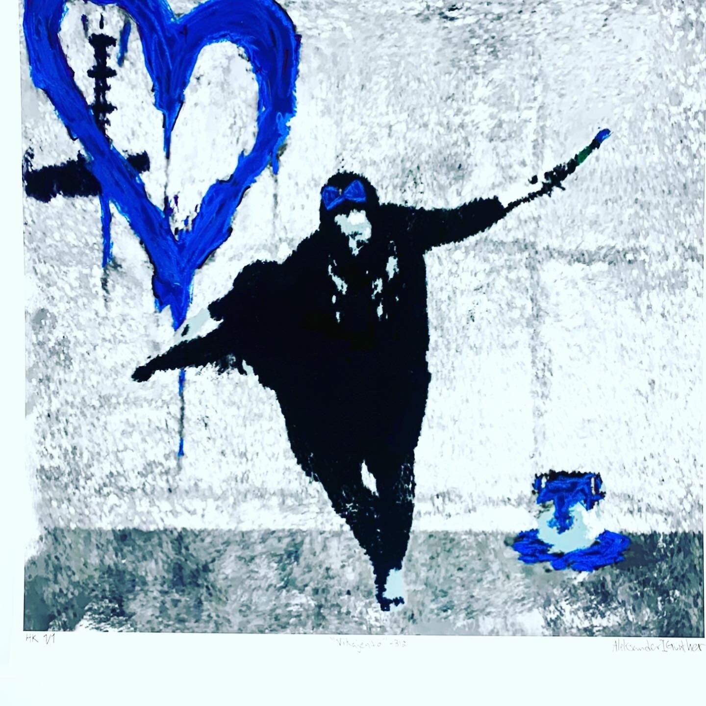 Vikajento - Blue 1/1