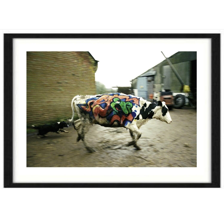 Wild Style Chase - Banksy & Steve