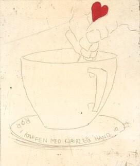 Anja Cecilie Solvik Rør i kaffen med kjærlig hånd