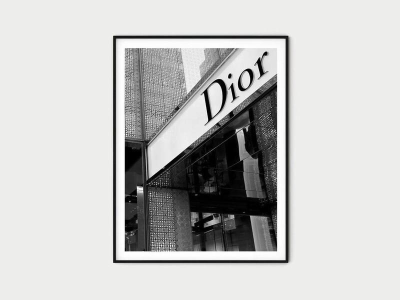Dior Store Classic