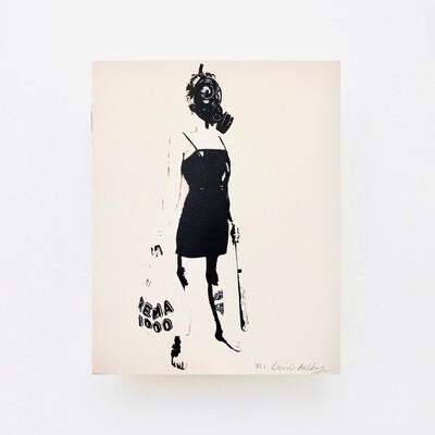 "XLI "" Apocalypse Mom "" Canvas"