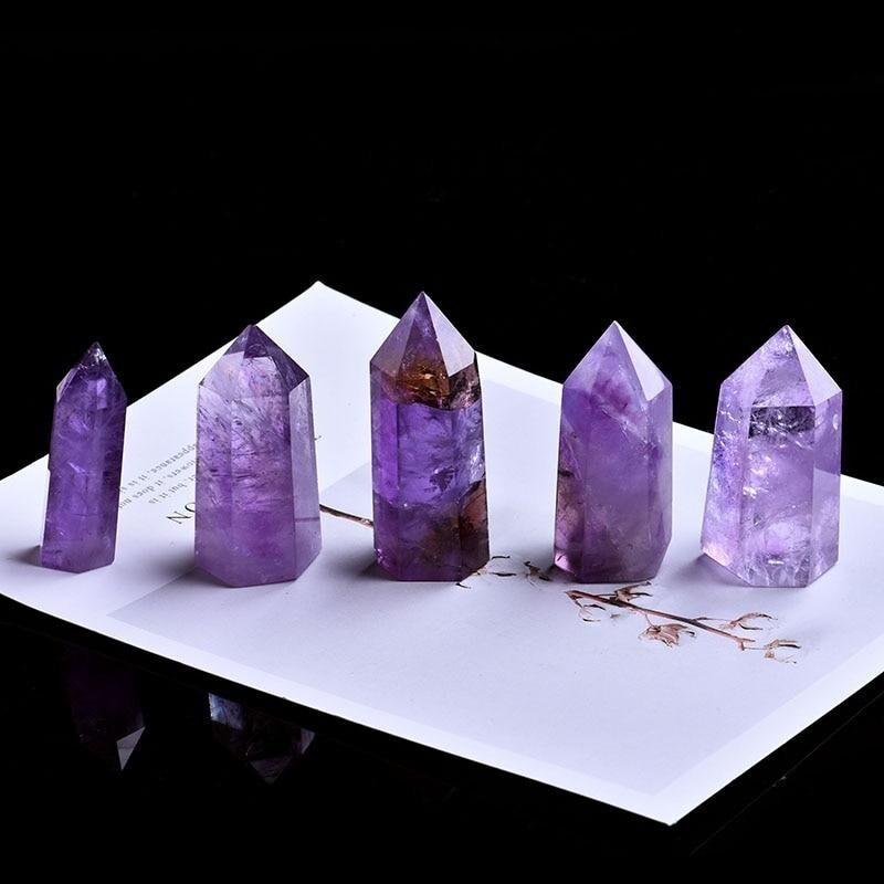 Aleksander Og Hans Beroende Krystaller