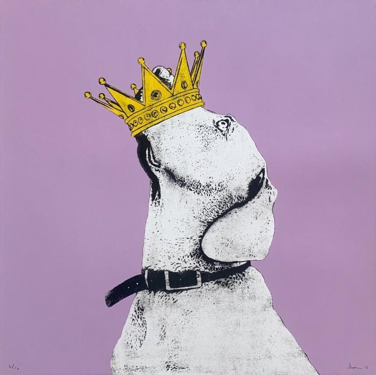 Crown (lavendel) av Dolk