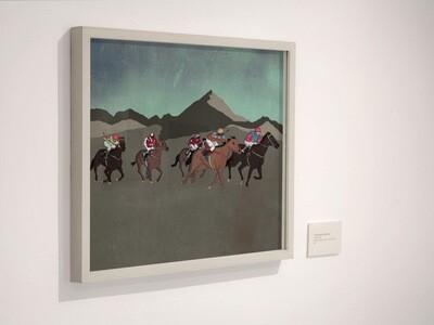 """""""Pangstart"""" av Markus Günther"""