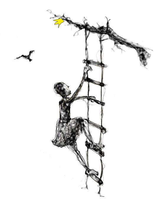 Hanging High - Anett Fengestad
