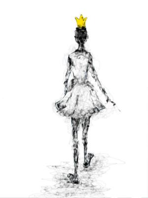 Walking Princess - Anett Fengestad