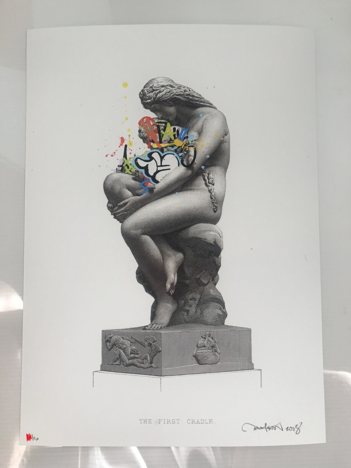 Martin Whatson - The First Cradle